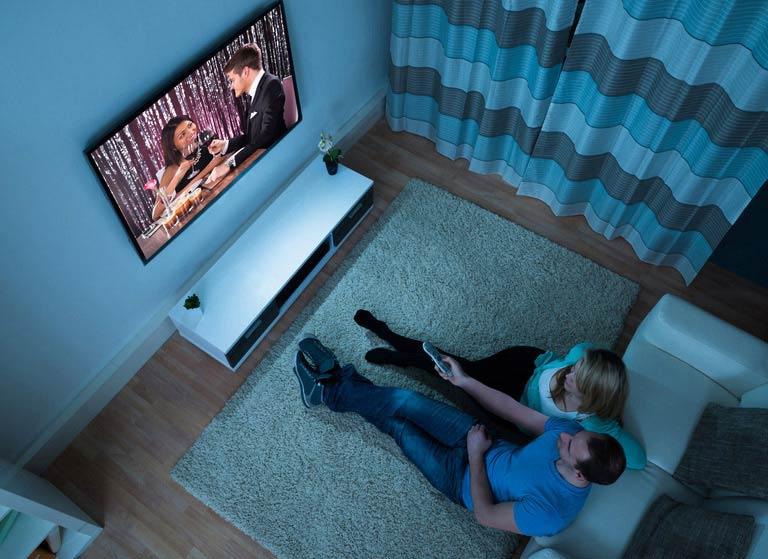 Eclairages et volets sont intégrés à vo scénarios multimédia
