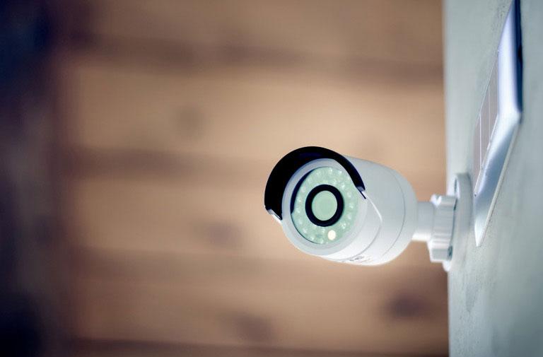 Sécurité et caméra connectée en domotique