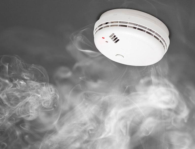 Détecteurs de fumée, les alarmes techniques - Domotique