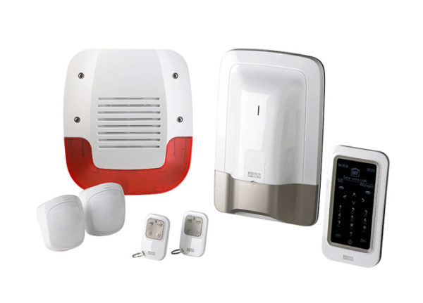 Pack Delta Dore - sécurité et alarme connectée