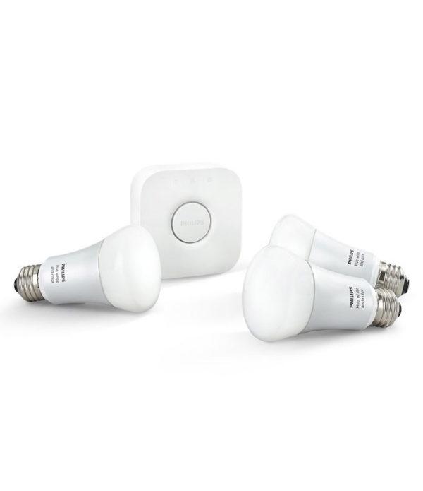 Ampoules connectées - domotique éclairage