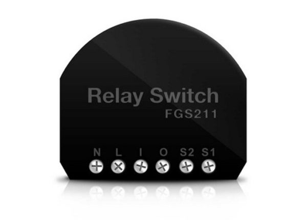 Relay Switch Fibaro - Arrosage automatique