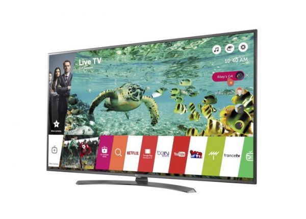 Télévision intelligente - domotique multimédia