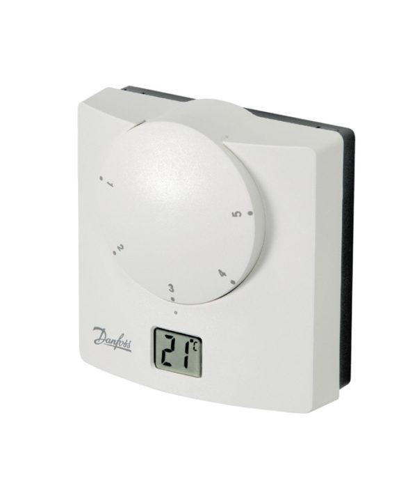 Pilotage chauffage - Danfoss - Thermostat