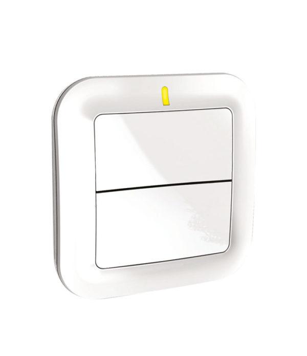 Pilotage des éclairages avec interrupteur intelligent
